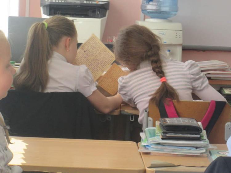 Уроки мужества в СОШ села Саввинская Слобода 5 - 7 мая 2015 г. 7
