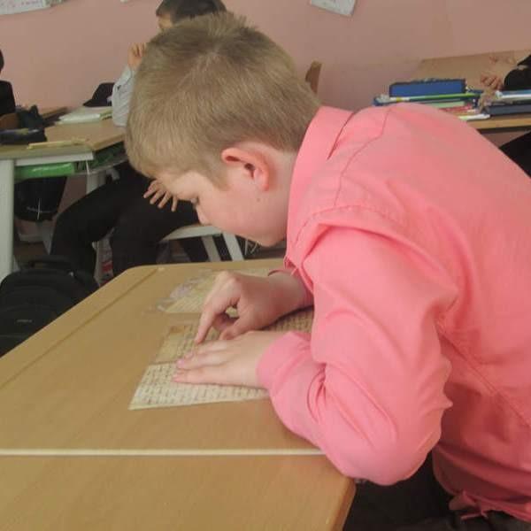 Уроки мужества в СОШ села Саввинская Слобода 5 - 7 мая 2015 г. 8