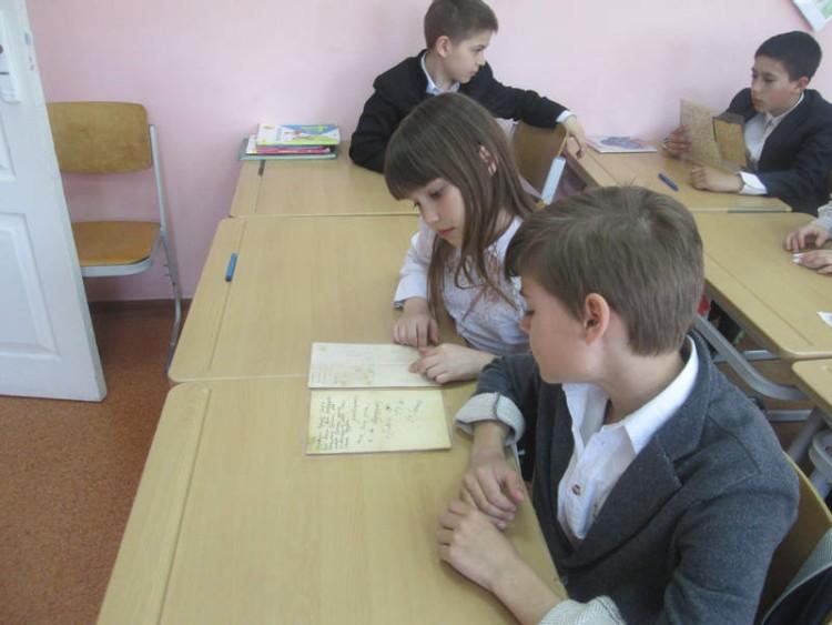 Уроки мужества в СОШ села Саввинская Слобода 5 - 7 мая 2015 г. 17