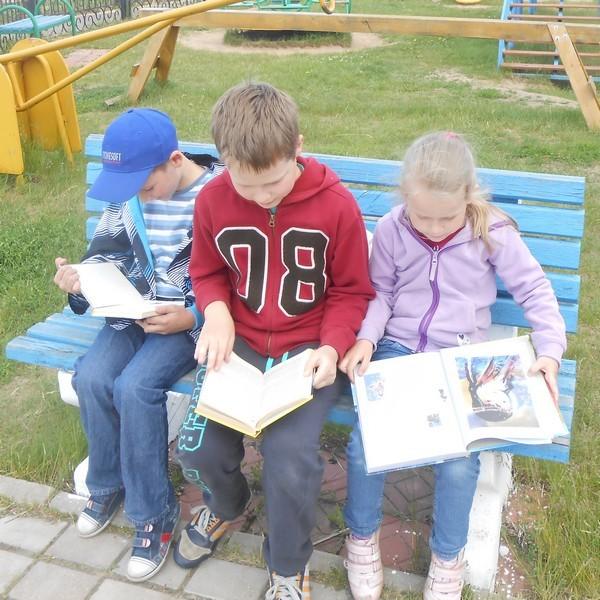 Летние читальные залы 10