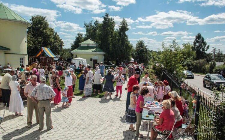 День крещения Руси в сельском поселении Ершовское 4