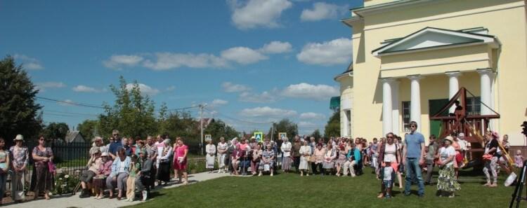 День крещения Руси в сельском поселении Ершовское 6