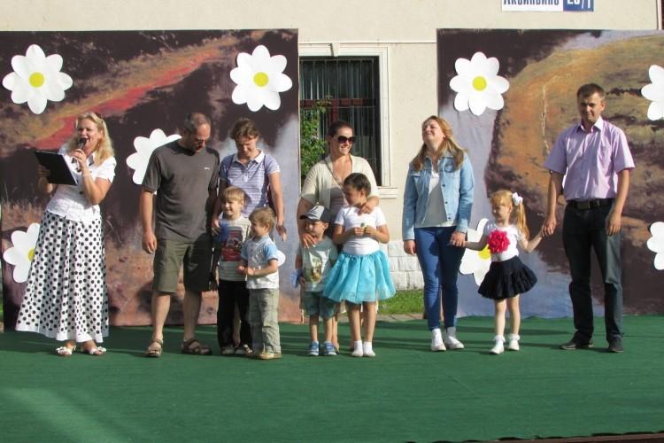 Фоторепортаж. День семьи, любви и верности в селе Аксиньино 5