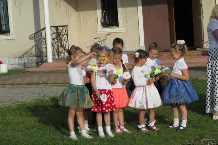 Фоторепортаж. День семьи, любви и верности в селе Аксиньино 7