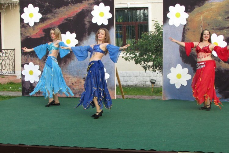 Фоторепортаж. День семьи, любви и верности в селе Аксиньино 10