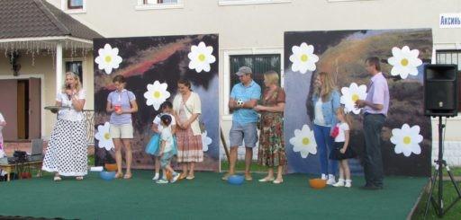 Фоторепортаж. День семьи, любви и верности в селе Аксиньино