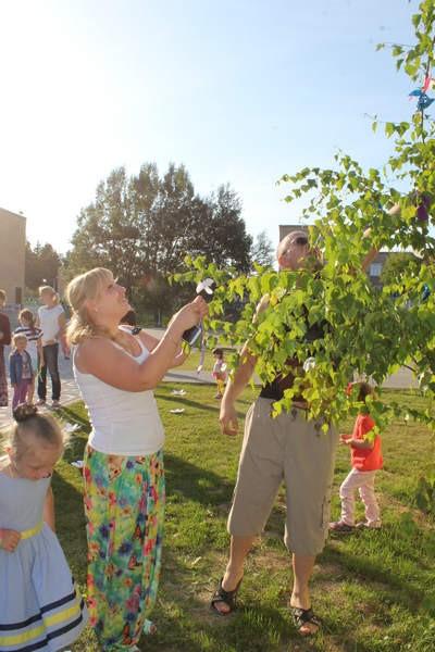 День семьи, любви и верности в Саввинской Слободе 9