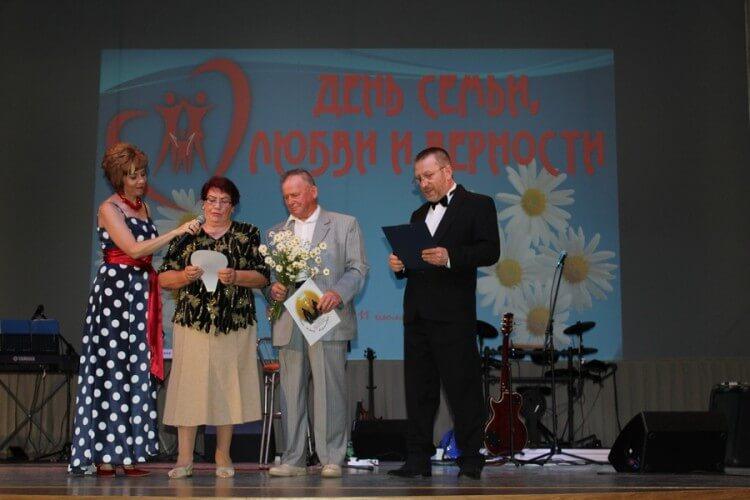 День семьи, любви и верности в селе Ершово 3