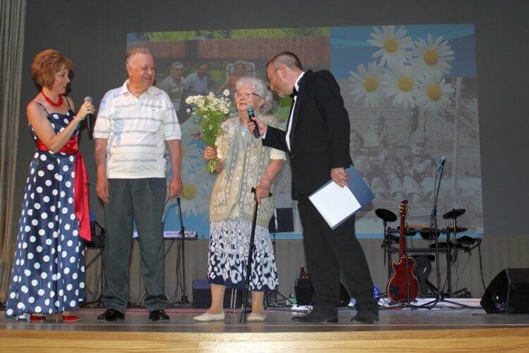 День семьи, любви и верности в селе Ершово 4