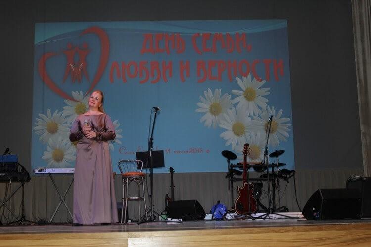 День семьи, любви и верности в селе Ершово 22