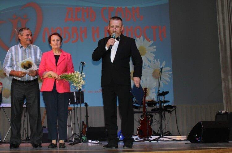 День семьи, любви и верности в селе Ершово 11
