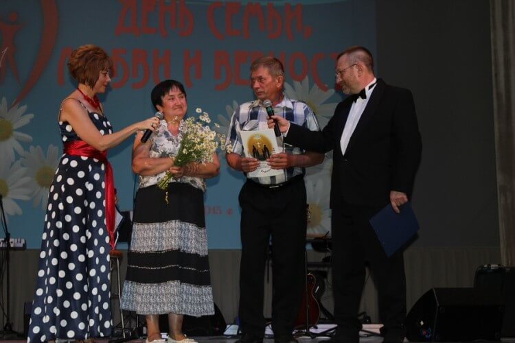 День семьи, любви и верности в селе Ершово 12