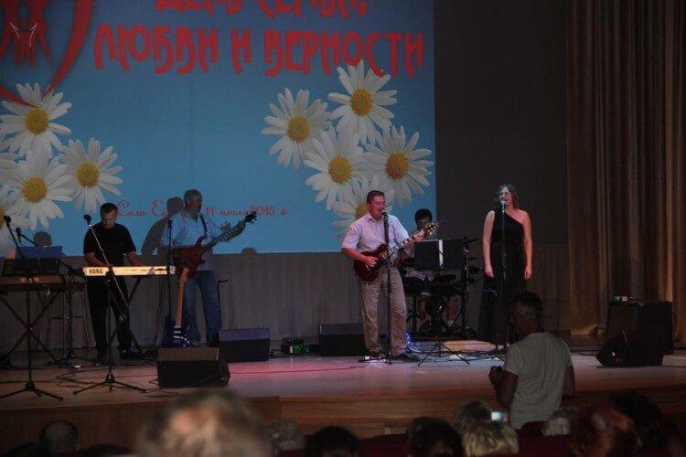 День семьи, любви и верности в селе Ершово 19