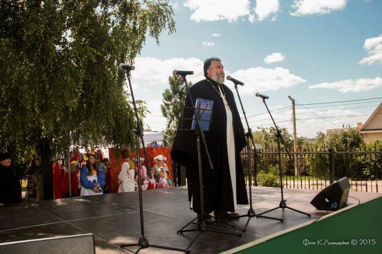 День крещения Руси в сельском поселении Ершовское 7
