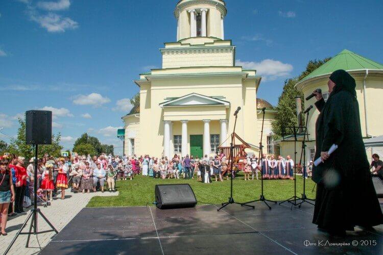 День крещения Руси в сельском поселении Ершовское 9