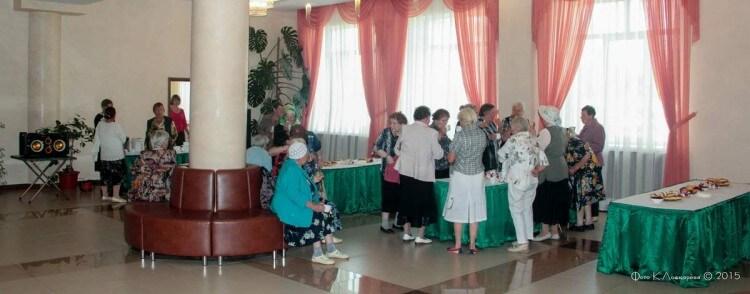 """Вручение медалей """"Непокоренные"""" жителям СП Ершовское 20"""