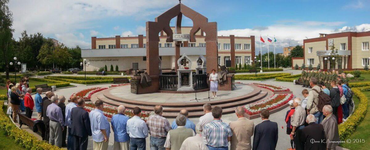 Две памятные даты 1 августа в сельском поселении Ершовское