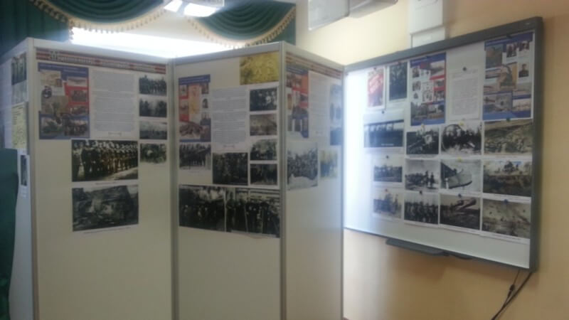 Обновление музейной экспозиции в КДЦ села Ершово 6