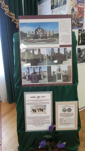 Обновление музейной экспозиции в КДЦ села Ершово 7