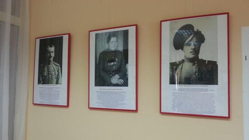 Обновление музейной экспозиции в КДЦ села Ершово 8