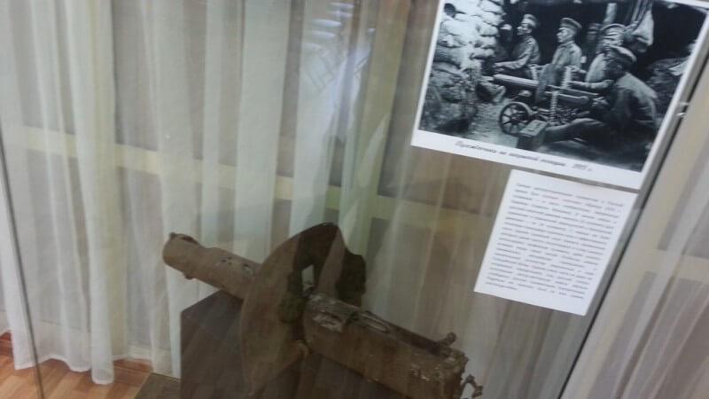 Обновление музейной экспозиции в КДЦ села Ершово 9