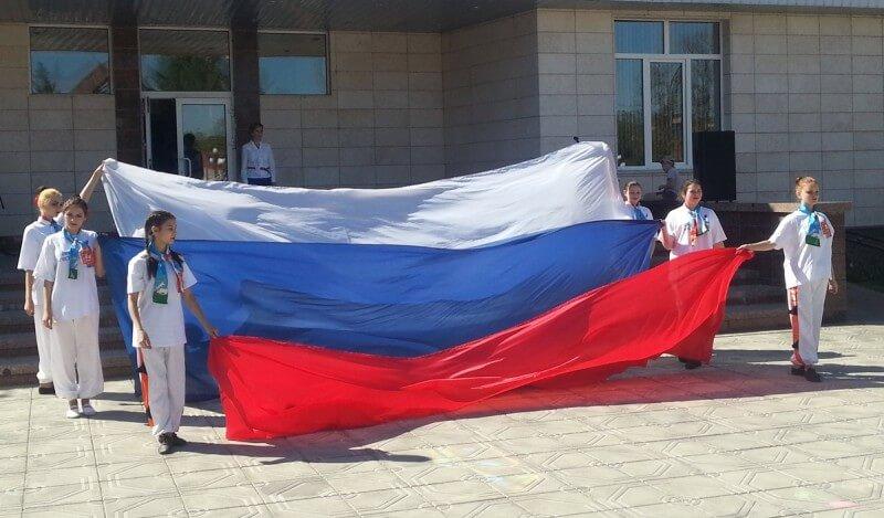 22 августа - День Государственного флага России 4