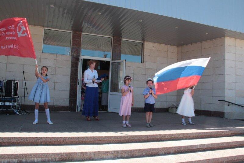22 августа - День Государственного флага России 6