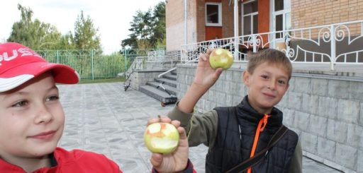 «Яблочный Спас» в Саввинской Слободе