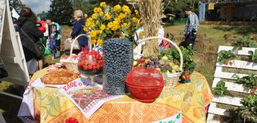 Фестиваль стола в Захарово