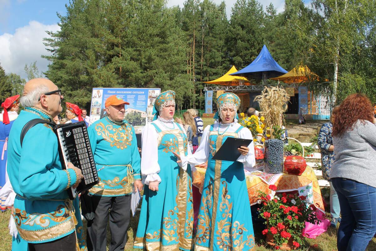 Фестиваль стола в Захарово 5