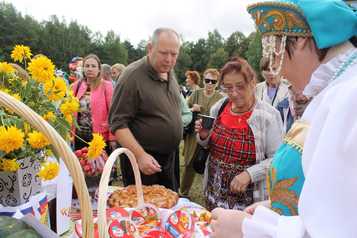 Фестиваль стола в Захарово 9
