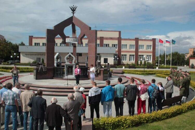 Две памятные даты 1 августа в сельском поселении Ершовское 3