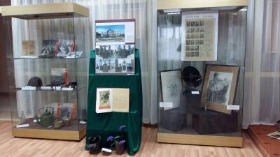 Открытие выставки в КДЦ села Ершово 6