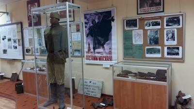 Открытие выставки в КДЦ села Ершово 8