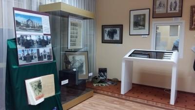 Открытие выставки в КДЦ села Ершово 9