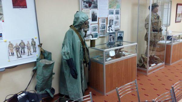 Приглашаем посетить музейную экспозицию в КДЦ села Ершово!