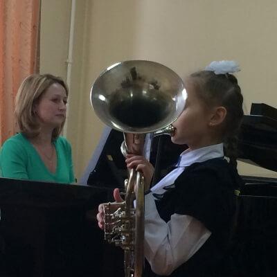 Большая победа юного музыканта