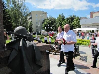 Мероприятия на территории сельского поселения Ершовское, посвящённые Дню памяти и скорби.