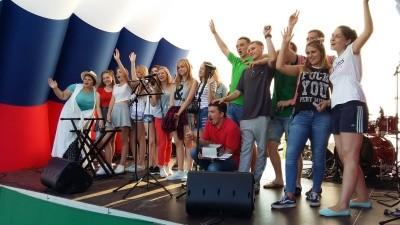 День молодёжи 2016 в СП Ершовское