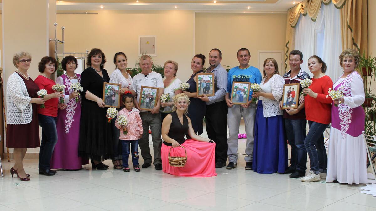 День семьи, любви и верности в Саввинской Слободе