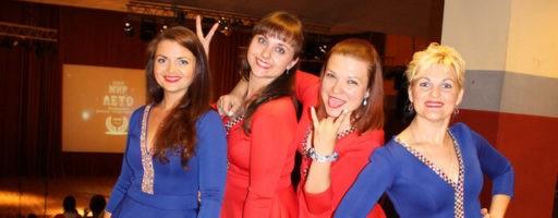 Очередная победа вокальной группы «Тиана»