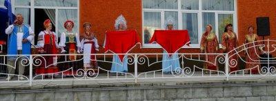 Праздник в Саввинской Слободе. Фоторепортаж
