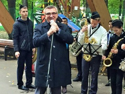 Участие духового оркестра в Международном   Фестивале-конкурсе оркестров и ансамблей Grand Band Show