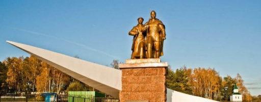 Мемориалы, братские могилы и памятные знакина территории сельского поселения Ершовское