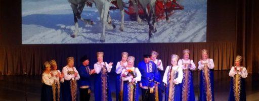 Отчетный концерт Ершовского хора