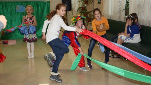 Фольклорный праздник в Саввинской Слободе