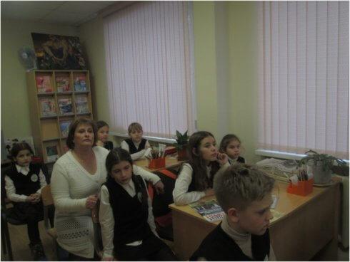 Мероприятия в наших библиотеках в декабре 2016 г.
