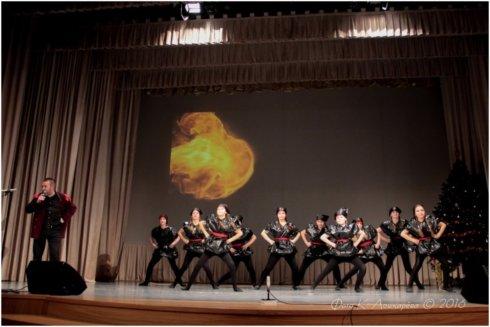Премьера музыкального спектакля в Ершово