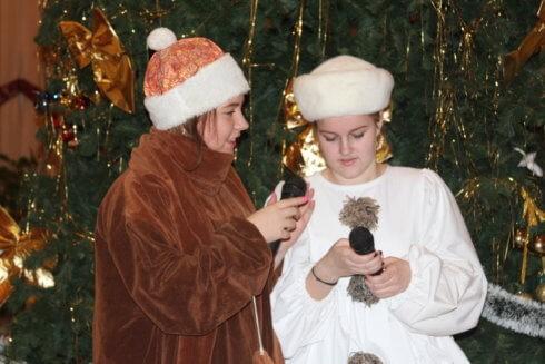 """""""Новогодние приключения Маши и Вити"""" в селе Каринское"""