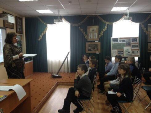 Экскурсионные программы в КДЦ с.Ершово